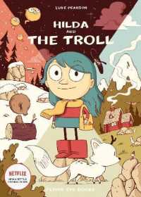 Link to an enlarged image of Hilda and the Troll ( Hildafolk 1 ) (Reprint)