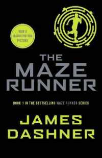 Link to an enlarged image of Maze Runner (Maze Runner Series) -- Paperback / softback