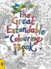 Link to an enlarged image of The Great Extendable Colouring Book (CLR CSM)