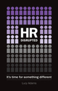 Link to an enlarged image of HR Disrupted: It's time for something different