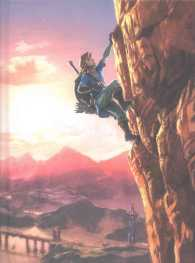 Link to an enlarged image of The Legend of Zelda Breath of the Wild : The Complete Official Guide (Hardcover + PSTR C)