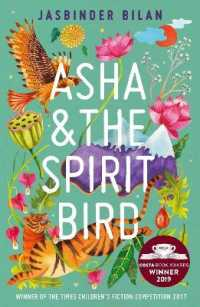 Link to an enlarged image of Asha & the Spirit Bird -- Paperback / softback