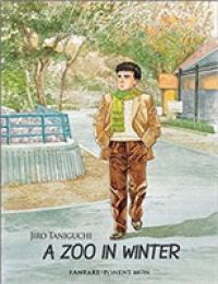 Link to an enlarged image of A Zoo in Winter (2nd)
