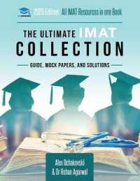 Link to an enlarged image of The Ultimate IMAT Collection: 5 Books In One, a Complete Resource for the International Medical Admissions Test, 2019 Edition
