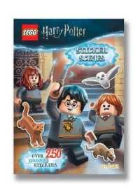 Lego - Harry Potter - Sticker Scene Book 9781912707782