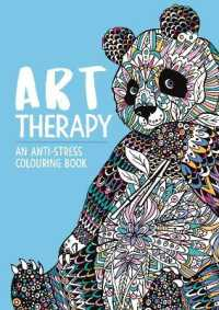 Link to an enlarged image of Art Therapy : An Anti-Stress Colouring Book (CLR CSM)