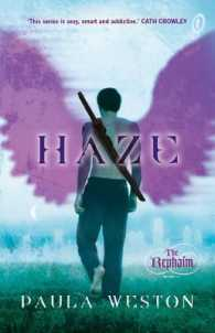 Link to an enlarged image of Haze The Rephaim Book Two