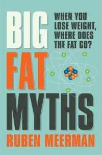 Link to an enlarged image of Big Fat Myths When you lose weight, where does the fat go?