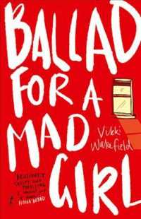 Link to an enlarged image of Ballad for a Mad Girl
