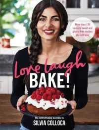 Link to an enlarged image of Love, Laugh, Bake!