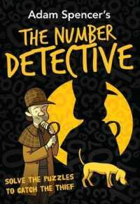 Link to an enlarged image of Adam Spencer's The Number Detective