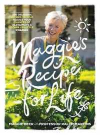 Link to an enlarged image of Maggie's Recipe for Life