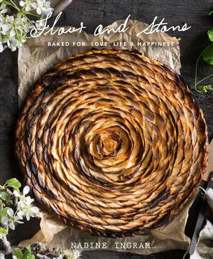 Link to an enlarged image of Flour and Stone : Baked for Love, Life & Happiness