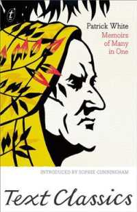 Link to an enlarged image of Memoirs of Many in One (Text Classics) (Reprint)