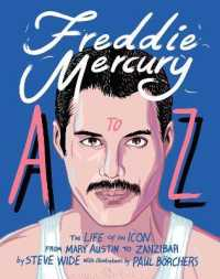 Link to an enlarged image of Freddie Mercury a to Z
