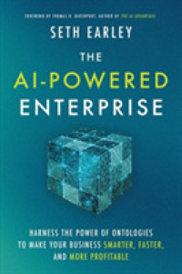 Link to an enlarged image of The AI-Powered Enterprise : Harness the Power of Ontologies to Make Your Business Smarter, Faster, and More Profitable