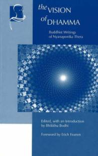 """Link to an enlarged image of The Vision of Dhamma: Buddhist Writings of Nyanaponika Thera (Vipassana Meditation and the Buddha's Teachings"""") (2ND)"""