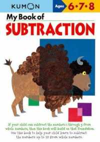 Link to an enlarged image of My Book of Subtraction : Ages 6,7,8