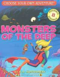 Link to an enlarged image of Monsters of the Deep (Choose Your Own Adventure. Dragonlarks)