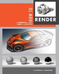 Link to an enlarged image of How to Render : The Fundamentals of Light, Shadow and Reflectivity
