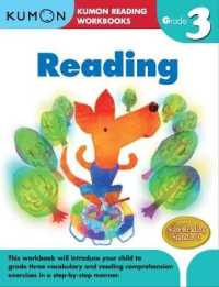 Link to an enlarged image of Kumon Reading : Grade 3 (Kumon Reading Workbook)