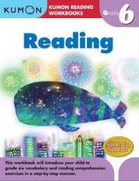 Link to an enlarged image of Reading : Grade 6 (Kumon Reading Workbook)