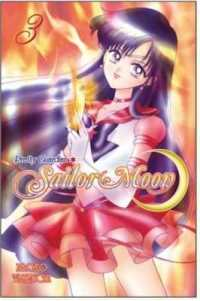 Link to an enlarged image of Sailor Moon 3 (Sailor Moon) (Translation)
