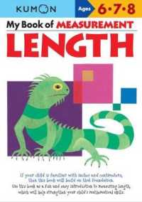 Link to an enlarged image of My Book of Measurement : Length (ACT CSM WK)