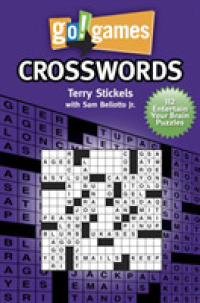 Link to an enlarged image of Go Games! Crosswords (Go Games!)