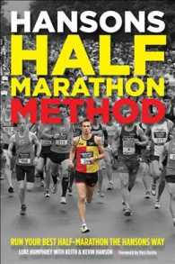 Link to an enlarged image of Hansons Half-Marathon Method : Run Your Best Half-Marathon the Hansons Way
