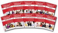 Link to an enlarged image of Complete GMAT Strategy Guide Set (10-Volume Set) (Gmat) (6th)