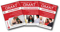 Link to an enlarged image of GMAT Verbal Strategy Guide Set (3-Volume Set) (Manhattan Prep Instructional Guide) (6th)