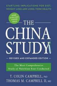 Link to an enlarged image of The China Study : The Most Comprehensive Study of Nutrition Ever Conducted and the Startling Implications for Diet, Weight Loss, and Long-Term Health (Revised Expanded)