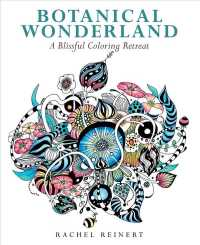 Books Kinokuniya Botanical Wonderland Adult Coloring Book A