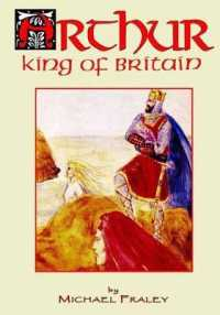 Link to an enlarged image of Arthur: King of Britain