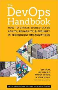 Link to an enlarged image of The Devops Handbook : How to Create World-Class Agility, Reliability, & Security in Technology Organizations