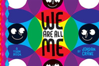 Link to an enlarged image of We Are All Me (Toon Easy-to-read Comics, Level 1)