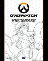 Books Kinokuniya Overwatch Coloring Book CLR Blizzard