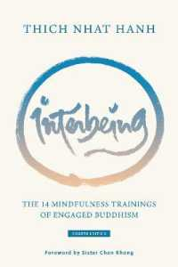 Link to an enlarged image of Interbeing : The 14 Mindfulness Trainings of Engaged Buddhism (4th Reprint)