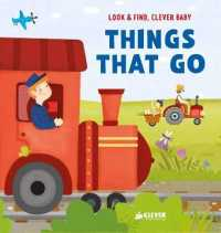 Books Kinokuniya: Things That Go (Look & Find, Clever Baby