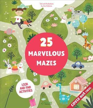 25 Marvelous Mazes 9781949998214