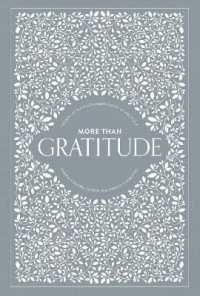 Link to an enlarged image of More than Gratitude : 100 Days of Cultivating Deep Roots of Gratitude through Guided Journaling, Prayer, and Scripture