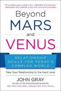 Link to an enlarged image of Beyond Mars and Venus : Relationship Skills for Today's Complex World
