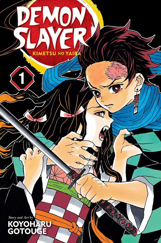 image of Demon Slayer Kimetsu No Yaiba 1 (Demon Slayer: Kimetsu No Yaiba)