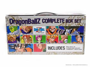 Link to an enlarged 2nd image of Dragon Ball Z Complete Set (26-Volume Set) (Dragon Ball Z) (BOX Paperback + PS)
