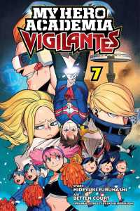 Link to an enlarged image of My Hero Academia Vigilantes 7 (My Hero Academia Vigilantes)