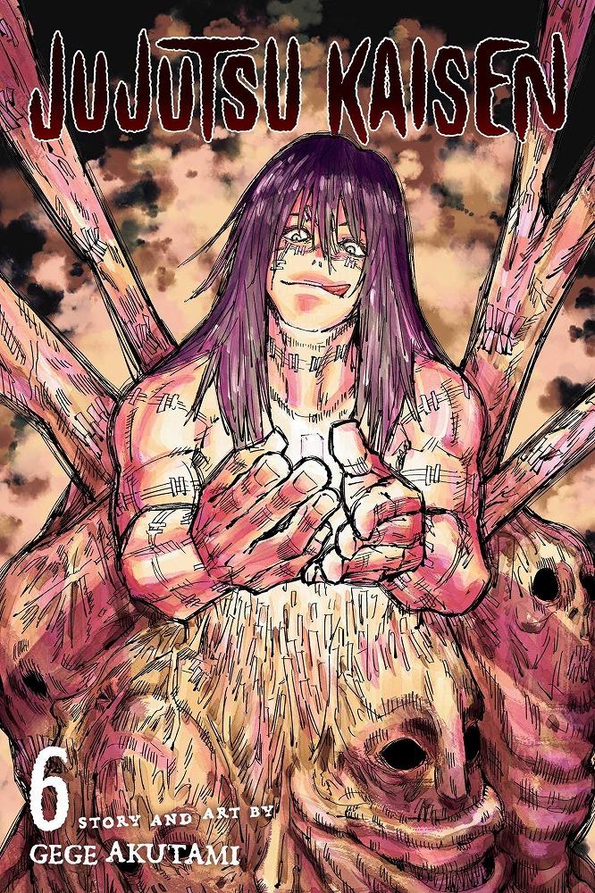 Link to an enlarged image of Jujutsu Kaisen 6 (Jujutsu Kaisen)