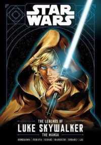 Link to an enlarged image of Star Wars the Legends of Luke Skywalker : The Manga