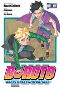 Link to an enlarged image of Boruto Naruto Next Generations 9 (Boruto: Naruto Next Generations)