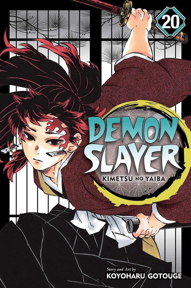 Demon Slayer 20 9781974720972